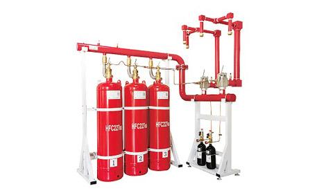 七氟丙烷气体灭火系统让世界更美好